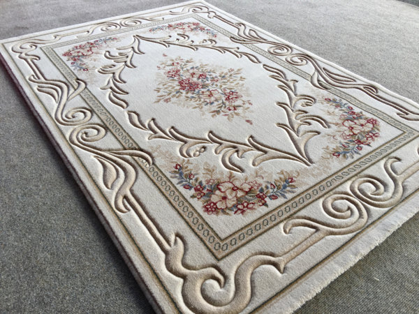 килим премиум 2518 беж
